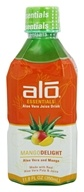 ALO - Essentials Aloe Vera Juice Drink Mango