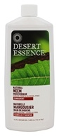 Desert Essence - Natural Neem Mouthwash Cinnamint -