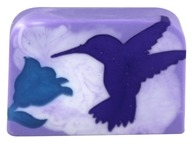 Hugo Naturals - Artisan Bar Soap Hummingbird Lavender