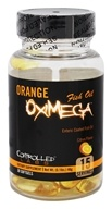 Controlled Labs - Orange OxiMega Fish Oil Citrus