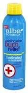 Cooling Aloe Burn Relief Spray