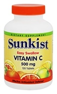 Sunkist - Vitamin C Easy Swallow Orange -