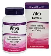 FemmeCalm - Vitex Formula - 90 Vegetable Capsule(s)
