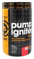 Pump Igniter Black Ultra Performing Pre-Workout Supplement