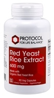 Protocol For Life Balance - Red Yeast Rice