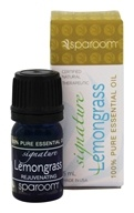 SpaRoom - 100% Pure Essential Oil Lemongrass Rejuvenating