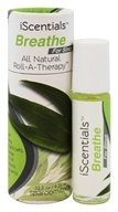SpaRoom - iScentials All Natural Roll-A-Therapy Breathe -