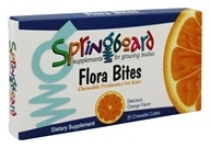 Ortho Molecular Products - Springboard Flora Bites Orange