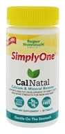 Super Nutrition - SimplyOne CalNatal - 30 Tablets