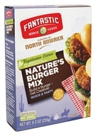 Vegetarian Entree Nature's Burger Mix