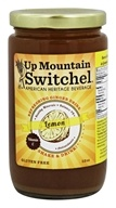 Up Mountain Switchel - Refreshing Ginger Drink Lemon