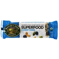 Nature's Path Organic - Qia Superfood Bar Blueberry