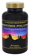 CC Pollen - High Desert Honeybee Pollens -