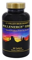 CC Pollen - High Desert Pollenergy 520 mg.