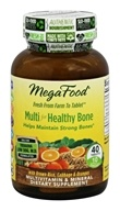 MegaFood - Multi for Healthy Bone - 40