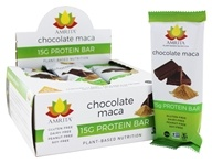 Amrita - Plant-Based Nutrition Energy Bars Box Chocolate