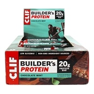 Builder's Protein Bars Box