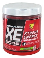 BSN - N.O.-Xplode XE Edge Xtreme Energy Pre-Workout