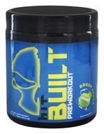 HIT Supplements - Built Preworkout Green Apple -