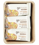 GoMacro - Organic MacroBar Sweet Rejuvenation Bars Box