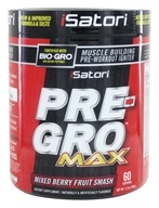 iSatori - Pre-Gro Max Mixed Berry Fruit Smash