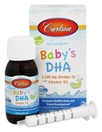 Carlson Labs - Norwegian Baby's DHA - 2 oz.