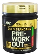 Optimum Nutrition - Gold Standard Pre-Workout Bonus Size