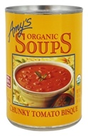 Amy's - Organic Soup Chunky Tomato Bisque -