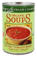 Amy's - Organic Soup Vegan Chunky Tomato Bisque
