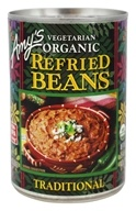 Amy's - Organic Refried Beans Traditional - 15.4