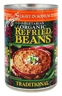 Amy's - Organic Low Sodium Refried Beans Traditional