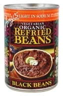 Amy's - Organic Low Sodium Refried Beans Black