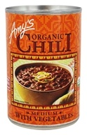 Amy's - Organic Chili Medium with Vegetables -