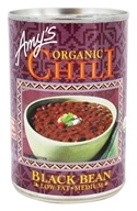 Amy's - Organic Chili Medium Black Bean -