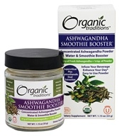 Organic Traditions - Smoothie Booster Ashwagangha - 1.15