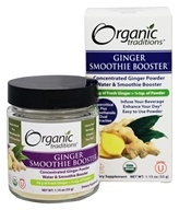 Organic Traditions - Smoothie Booster Ginger - 1.15