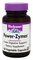 Bluebonnet Nutrition - Power-Zymes - 60 Vegetable Capsule(s)