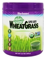 Super Earth Organic WheatGrass Powder