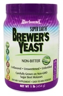 Bluebonnet Nutrition - Super Earth Brewer's Yeast Powder
