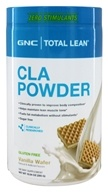 GNC - Total Lean CLA Powder Vanilla Wafer