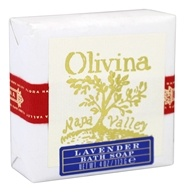 Olivina - Bath Bar Soap Lavender - 4