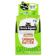 Once Again - Organic Cashew Butter - 10