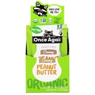 Once Again - Organic Peanut Butter Creamy -