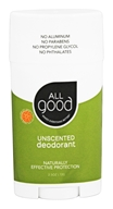 Elemental Herbs - All Good Deodorant Unscented -