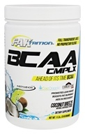 Faktrition - BCAA Cmplx Coconut Breeze - 11.2 oz.