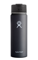Hydro Flask - Stainless Steel Coffee Mug Vacuum Insulated Black - 20 oz.