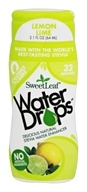SweetLeaf - Water Drops Lemon Lime - 2.1