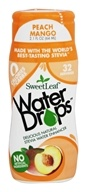 SweetLeaf - Water Drops Peach Mango - 2.1