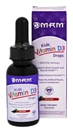 MRM - Kids Vitamin D3 Drops Grape -