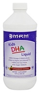 MRM - Kids DHA Liquid Strawberry-Banana - 10